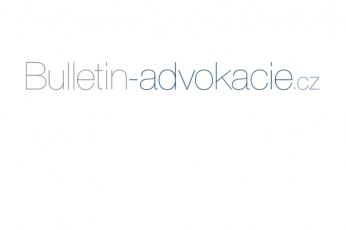 Mediátor roku v Bulletinu advokacie